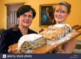 stollen and board